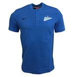 Polo ZENIT 2017-2018 Nike Authentic Grand Slam (Azul escuro)