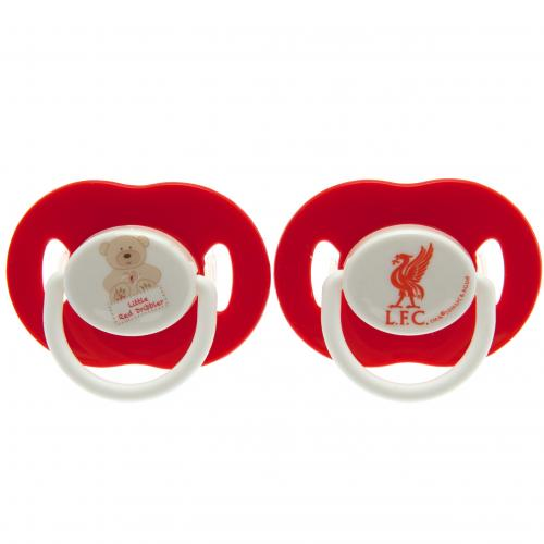 Pack Chupetas Liverpool FC
