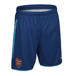 Shorts Arsenal 2017-2018 Away (Azul escuro)