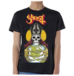Camiseta Ghost de homem - Design: Blood Ceremony
