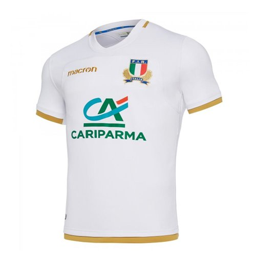 Camiseta Itália Rugby 2017-2018 Away