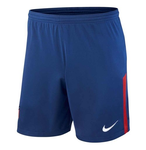 Shorts Atlético Madrid 2017-2018 Home (Azul escuro)