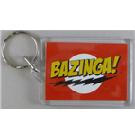 Chaveiro Big Bang Theory - Bazinga