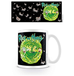 Caneca Rick and Morty - Floating Cat