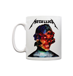 Caneca Metallica - Hardwired Album