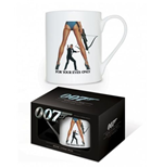 Caneca James Bond - 007 271323