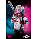 Póster Suicide Squad - Harley Quinn - 61X91,5 Cm