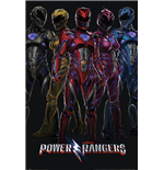 Poster Power Rangers  271605
