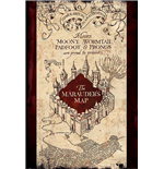 Póster Harry Potter - The Marauders Map - 61X91,5 Cm