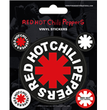 Adesivo Red Hot Chili Peppers 271871