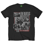 Camiseta The Beatles - Final Performance