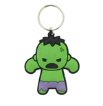 Chaveiro Marvel Kawaii - Hulk