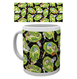 Caneca Rick and Morty 272111