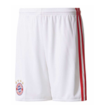 Shorts Bayern Monaco 2017-2018 Third (Branco)