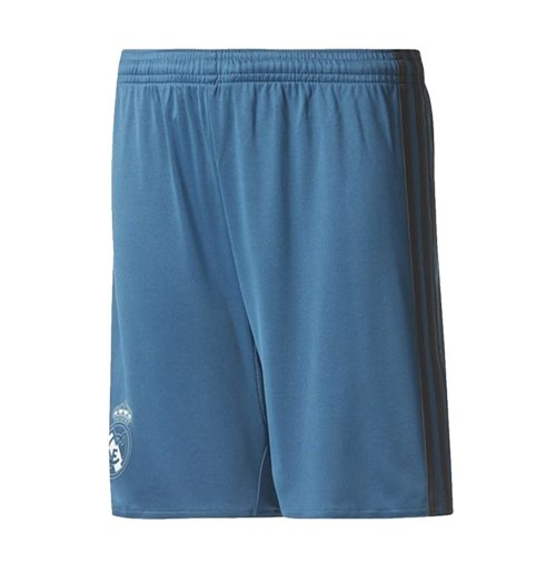 Shorts Real Madrid 2017-2018 Third (Azul escuro)