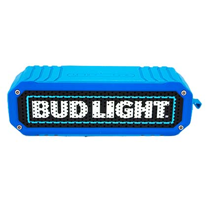 Alto-falante Bluetooth Bud Light