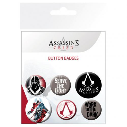 Broche Assassins Creed 272155