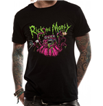 Camiseta Rick and Morty 272327