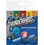 Broche Thunderbirds 272555