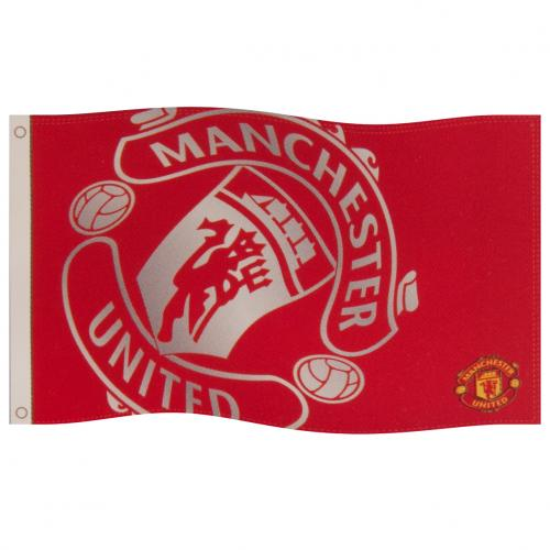 Bandeira Manchester United FC