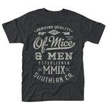 Camiseta Of Mice and Men 273241