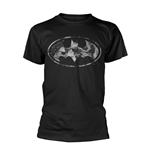 Camiseta Dc Originals Marble Batman Logo