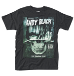 Camiseta Andy Black 273475