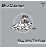 Vinil Bad Company - Run With The Pack (2 Lp)
