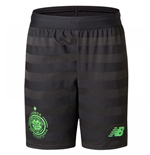 Shorts Celtic 2017-2018 Third (Preto)