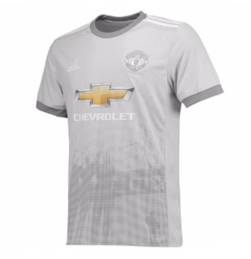 Camiseta 2017/18 Manchester United FC 2017-2018 Third