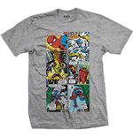 Camiseta Marvel Superheroes 274028