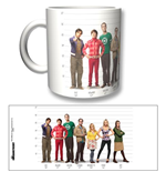 Caneca Big Bang Theory 274069