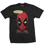 Camiseta Marvel Super heróis Deadpool Chump