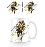 Caneca Transformers - Can'T Catch This