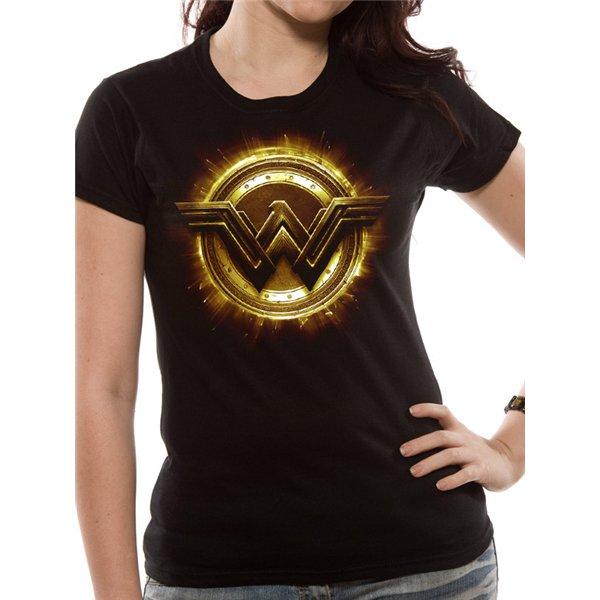 742faa299 Compra Camiseta Justice League Movie - Mulher Maravilha Original