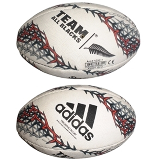 Mini Bola Rugby All Blacks