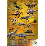 Poster Dinosaurs 275236
