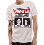 Camiseta Rick and Morty 275274