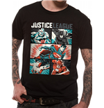 Camiseta Justice League 275287