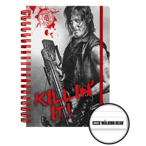 Agenda The Walking Dead Daryl
