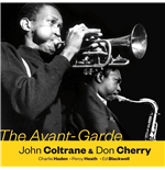 Vinil John Coltrane And Don Cherry - The Avant-Garde