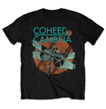 Camiseta Coheed and Cambria 276190