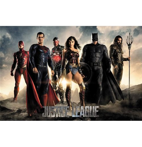 Poster Justice League 276238