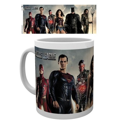 Caneca Justice League - Characters