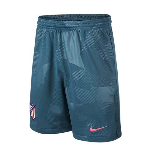 Shorts Atlético Madrid 2017-2018 Third