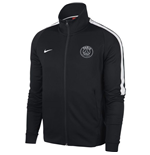 Jaqueta Paris Saint-Germain 2017-2018 (Preto)