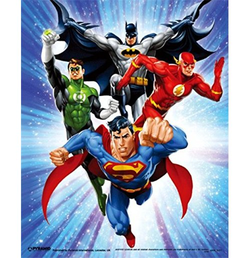 Poster Justice League 277234