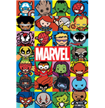 Poster Marvel Superheroes 277279