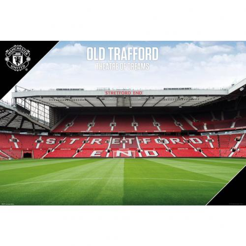 Poster Manchester United FC 277354