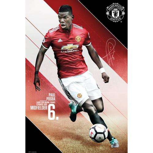 Poster Manchester United FC 277355
